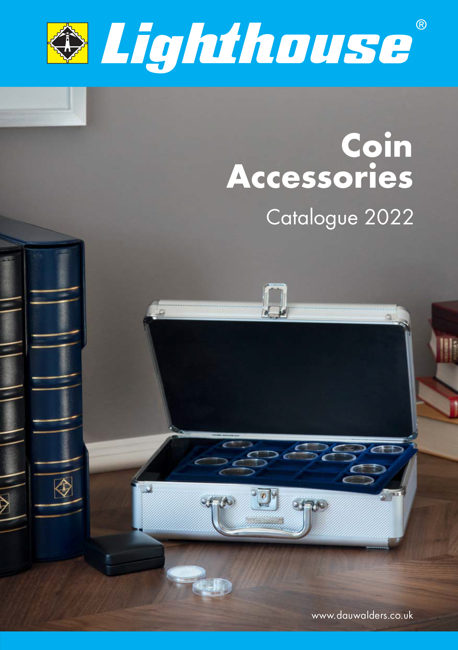 Lighthouse Coin Accessories