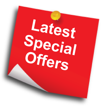 Special Offers - 10% off listed prices
