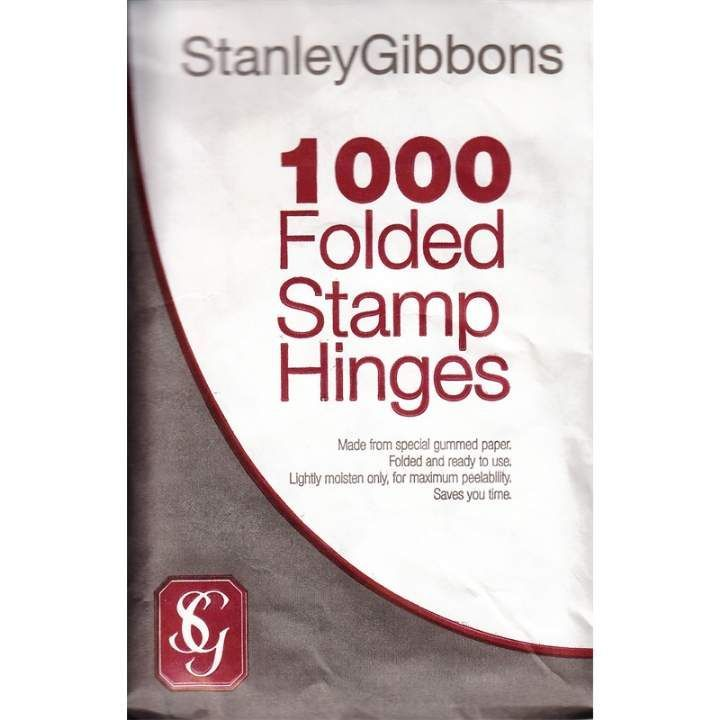 Stanley Gibbons Stamp Hinges R2551